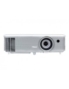 Proiector OPTOMA EH400, DLP 3D, FHD 1920x1080, 4000 lumeni, 22.000:1, lampa 6500 ore Eco+