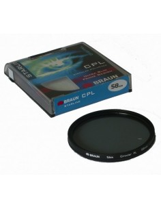 BRAUN  Starline CPL Filter 58 mm