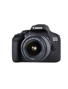 PHOTO CAMERA CANON KIT 2000D+18-55 IS II