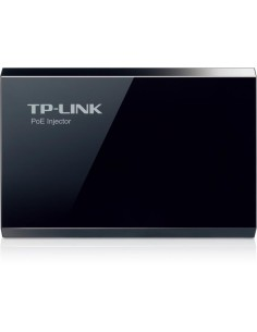 TP-Link, PoE Injector, IEEE 802.3af, plastic case, pocket size, plug and play