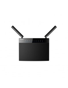 Router Wireless TENDA AC9, AC1200 Smart Dual- Band, 1*10/100/1000Mbps WAN port, 4* 10/100/1000Mbps LAN ports, 1* USB port, 1*WiF