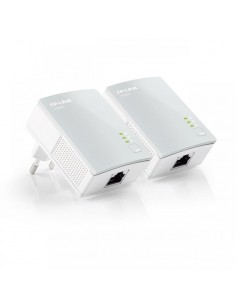 TP-Link Kit PowerLine 500Mbps, Ultra Compact Size, HomePlug AV, Green Powerline, Plug and Play, 2 bucati TL-PA4010