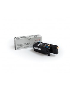 Cartus toner Xerox 106R02760, cyan, 1000 pag, Phaser 6020 / Phaser 6022 / WorkCentre 6025 / WorkCentre 6027