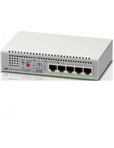 Switch ALLIED TELESIS 910 5 porturi Gigabit Layer 2 smart managed, 5 ani garantie prin inregistrare on-line