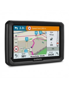 "GPS Garmin 5.0"", Dezl 570LMT-D, 480 x 272 pieli, Voice Activated Navigation, Display Type WQVGA color TFT, Bluetooth, 234 gr, Li"