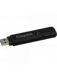 USB Flash Drive Kingston, 16GB, DT4000 G2, USB 3.0, 256 AES FIPS 140-2 Level 3 Management Ready