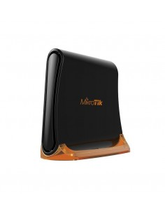 Miktrotik Hap Mini 2GHz wireless access point for home or small offices, RB931-2ND, 3* 10/100 Ethernet ports, 1* CPU core count,