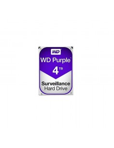 "HDD intern WD, 3.5"", 4TB, PURPLE, SATA3, IntelliPower (5400rpm), 64MB, Surveillance HDD"