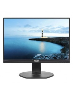 Monitor LED IPS Philips 24'', VGA, HDMI, DisplayPort, 240B7QPTEB/00, Negru