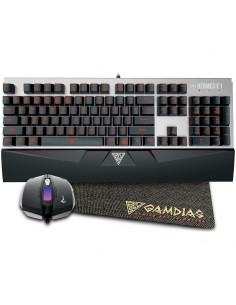 Kit Gaming Gamdias HERMES E1 COMBO