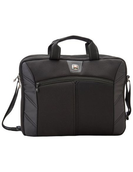 Wenger Sherpa Double Slimcase, Black