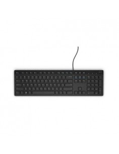 Dell Keyboard Multimedia KB216, wired, US INT, Retail Box, Color: Black