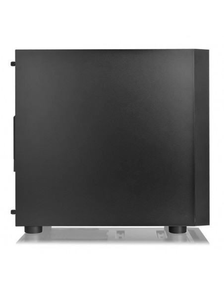 Carcasa Thermaltake Versa H17 No Window Black, fara sursa