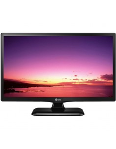 Monitor LED LG 19M38A-B, 18.5inch, 1366x768, 5ms, Black