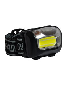 LANTERNA LED SPACER headlamp (3W COB) high power/low power/strobe/off - SP-HLAMP