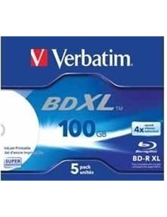 BD-R XL VERBATIM 100GB - 43789