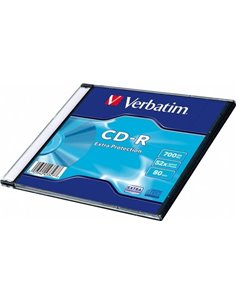 CD-R VERBATIM 700MB - 43347