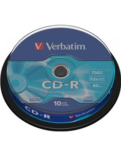 CD-R VERBATIM 700MB - 43437