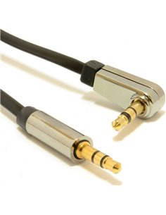 CABLU AUDIO GEMBIRD prelungitor stereo (3.5 mm jack T/T) - CCAP-444L-6