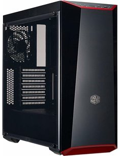 CARCASA COOLER MASTER Middle-Tower ATX - MCW-L5S3-KANN-01