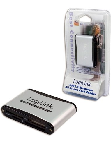 CARD READER extern LOGILINK - CR0001B