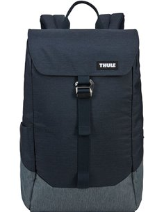 "RUCSAC THULE laptop Lithos 15″MAC/14""PC - TLBP-113 CARBON BLUE"