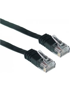 PATCH CORD UTP SPACER Cat5e - SP-PT-CAT5-2M-BK