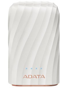 POWER BANK ADATA 10050mAh - AP10050C-USBC-CWH
