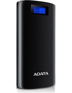 POWER BANK ADATA 20000mAh - AP20000D-DGT-5V-CBK