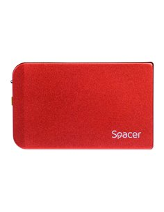 RACK EXTERN SPACER 2.5″ HDD S-ATA to USB 3.0 - SPR-25611R