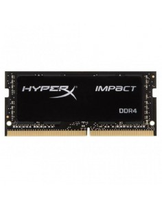 Memorie SODIMM Kingston HyperX Impact 4GB DDR4-2400MHz, CL14