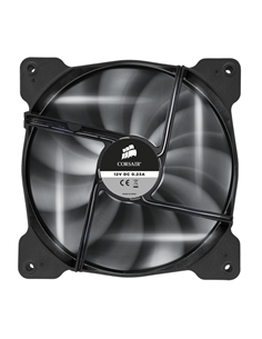 Ventilator Corsair Air Series AF140, White LED, 140mm, 2xFAN