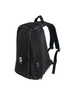 Serioux Rucsac notebook 15.6 inch Lock Waterproof Black