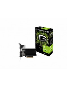 Placa video Gainward GeForce GT 710 SilentFX 2GB DDR3 64-bit Low Profile