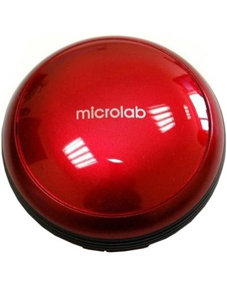 Boxe MICROLAB MD 112, Stereo, 1W, 150Hz-20kHz, USB, RoHS, Red