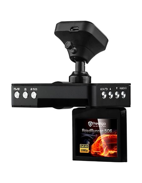Camera video auto Prestigio RoadRunner 506