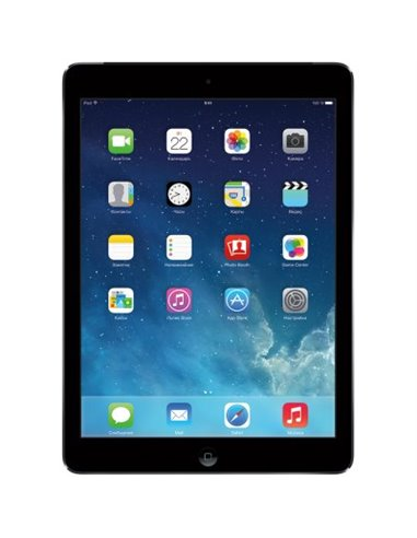 Apple IPAD AIR MODEL A1475 WIFI CELL 16GB SPACE GRAY