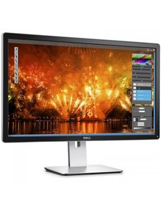 Monitor LED DELL P2415Q, 23.8inch, 3840x2160, 6ms GTG, Black-Silver