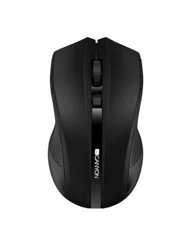 Mouse Optic Canyon CNE-CMSW05B, Bluetooth, Black