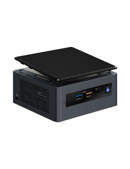 Calculator Intel (NUC) Next Unit of Computing NUC8i5BEH2, Intel Core i5-8259U, No RAM, No HDD, Intel Iris Plus Graphics 655, No
