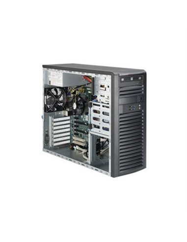 Server Supermicro SYS-5039A-IL, Intel Xeon E3-1200 v6/v5, Core i7/i5/i3 series