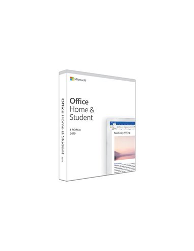 Aplicatie Microsoft Office Home and Student 2019, Romana, Medialess Retail