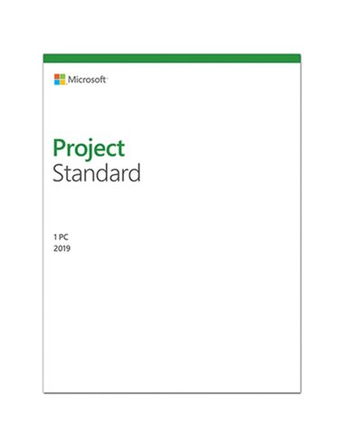Aplicatie Microsoft Licenta Electronica Project Standard 2019, All languages, ESD