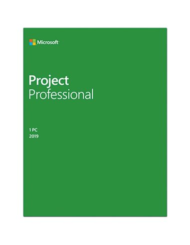 Aplicatie Microsoft Licenta Electronica Project Professional 2019, All languages, ESD