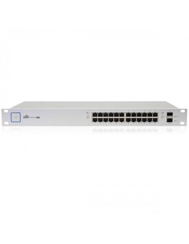 Switch Ubiquiti US-24-500W 24xport PoE