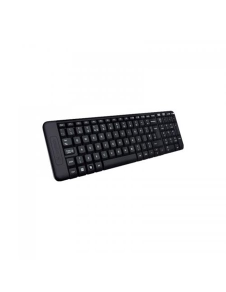 Tastatura Wireless Logitech K230, USB, Black