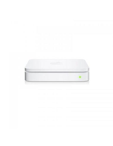 Router Wireless Apple AirPort Extreme Base Station A1408, 3x LAN