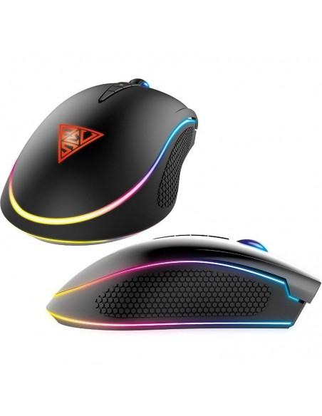 Kit mouse si mousepad gaming Gamdias Zeus E1A + Nyx E1