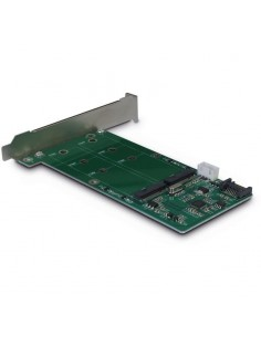 Adaptor Inter-Tech Argus KT022A 2x M.2 SATA