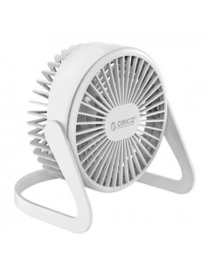 Ventilator Orico FT1-2 Desktop USB alb